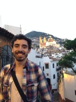 Taxco, uno de mis sitios favoritos. Es majestuoso